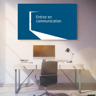 Illustration du positionnement de l'agence B17 Communication, entrez en communication