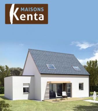Nouvelle identité visuelle de Maisons Kenta