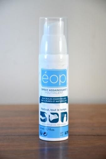 spray assainissant EOP