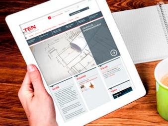 Le nouveau site internet de TEN