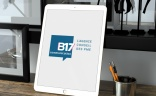 Illustration nouveau logo de B17 Communication, l