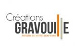 logo et identité visuelle créations gravouille créés par l