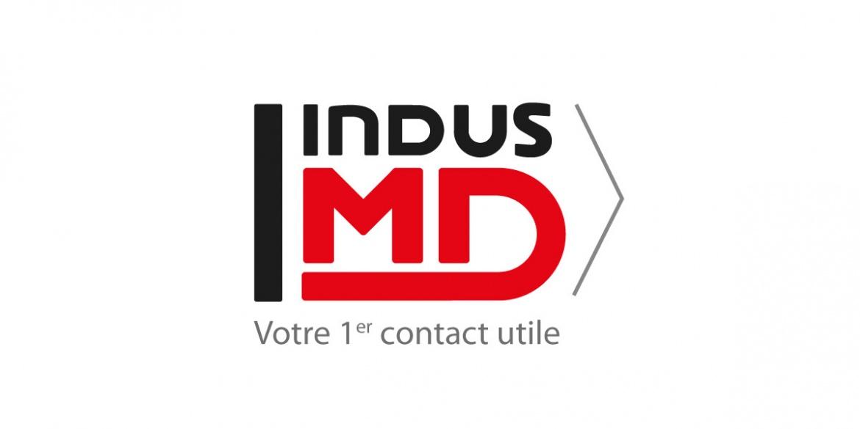 Logo d'Indus MD