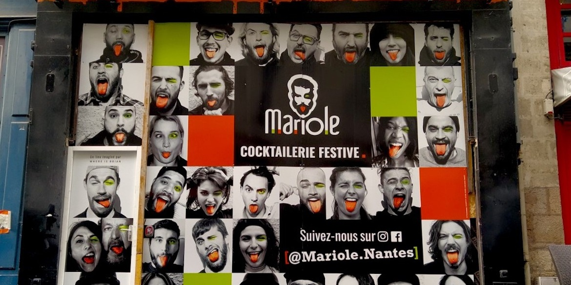 Mariole covering Nantes
