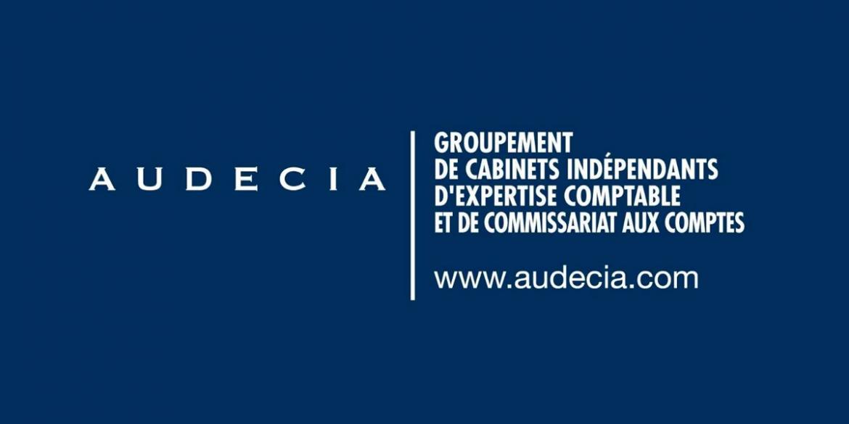 Logo du cabinet comptable Audecia