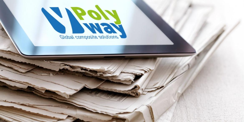 Des coupures de presse sur Polyway