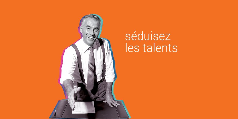 Fidélisez et séduisez les talents
