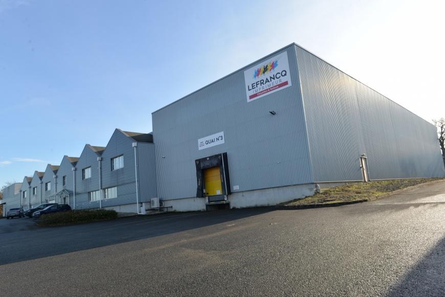 bâtiment Lefrancq Imprimeur
