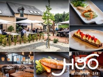Restaurant le Hoo à Saint-Grégoire près de Rennes