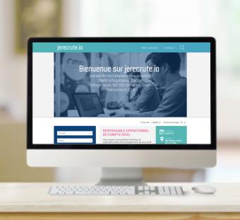 Site dédié au recrutement des sociétés OMR Dactyl Médis Siren et CTV