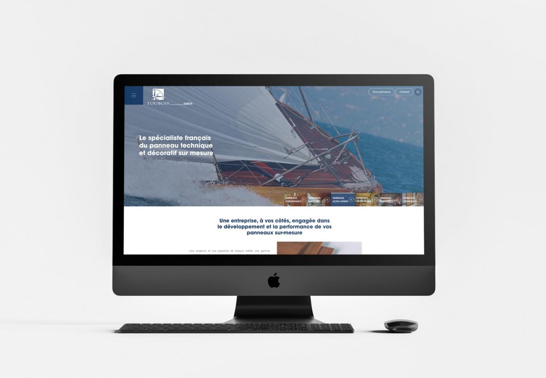 Site internet Toubois